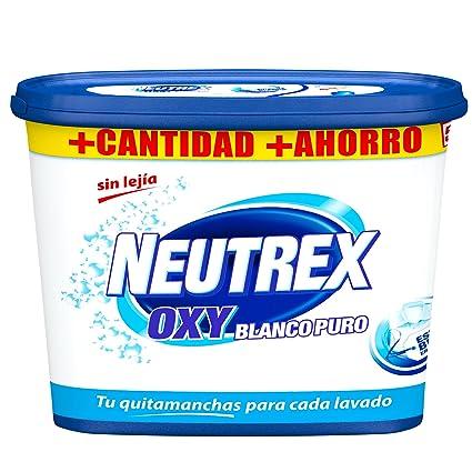Neutrex Oxy Blanco Quitamanchas Polvo - 512g