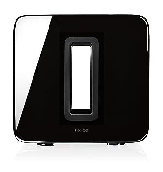 Sonos SUB Caisson de basse sans fil et subwoofer actif pour home cinema - Fonctionne  avec le système audio multiroom Sonos - Noir  Amazon.fr  Audio   HiFi 2228190347f9