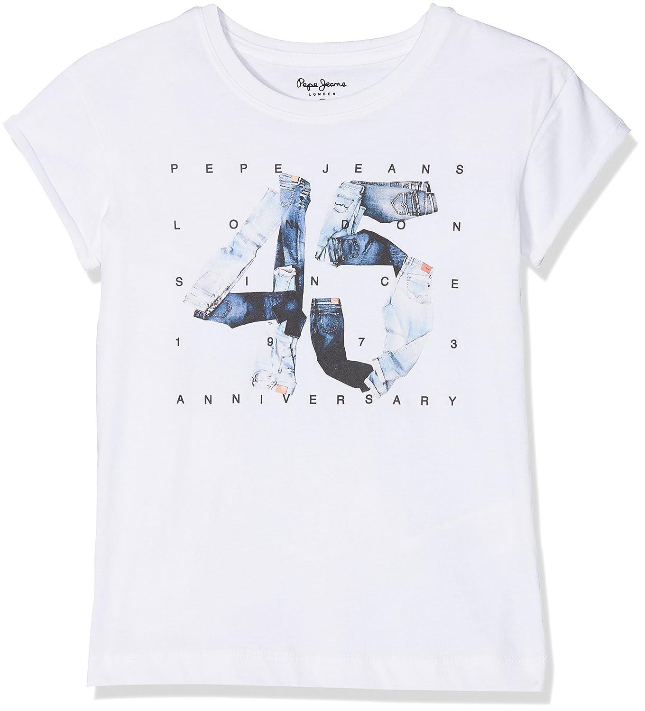 Pepe Jeans T-Shirt Bambina PG501435