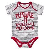 NBA Newborn & Infant 3 Piece Onesie Set Houston