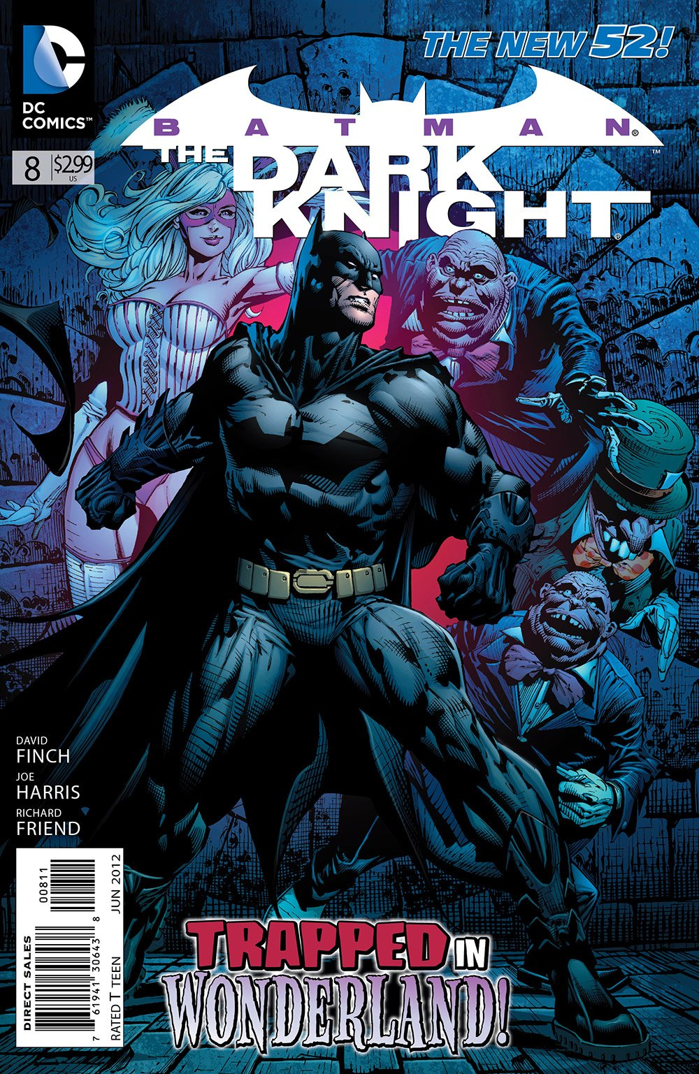 Batman the Dark Knight #8 PDF