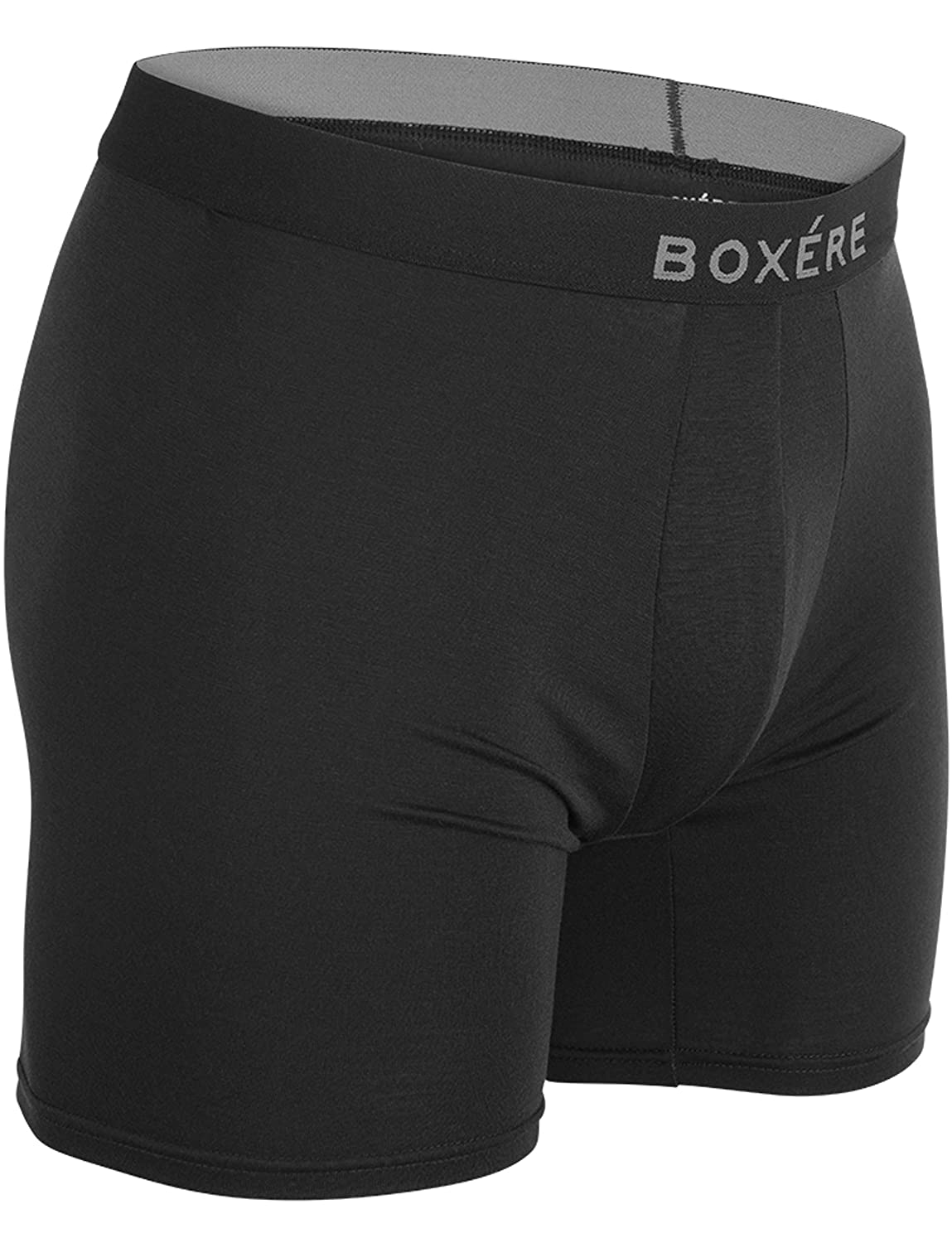 Soft and Breathable Modal Underwear Box/ére Mens Boxer Briefs Shorts Ultra Comfy