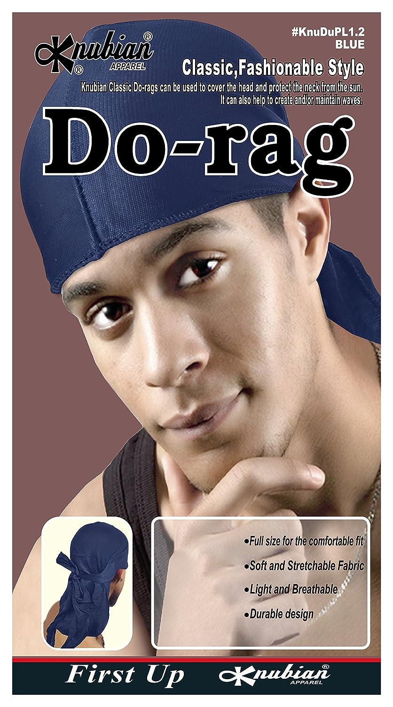 Knubian Blue Do-Rag