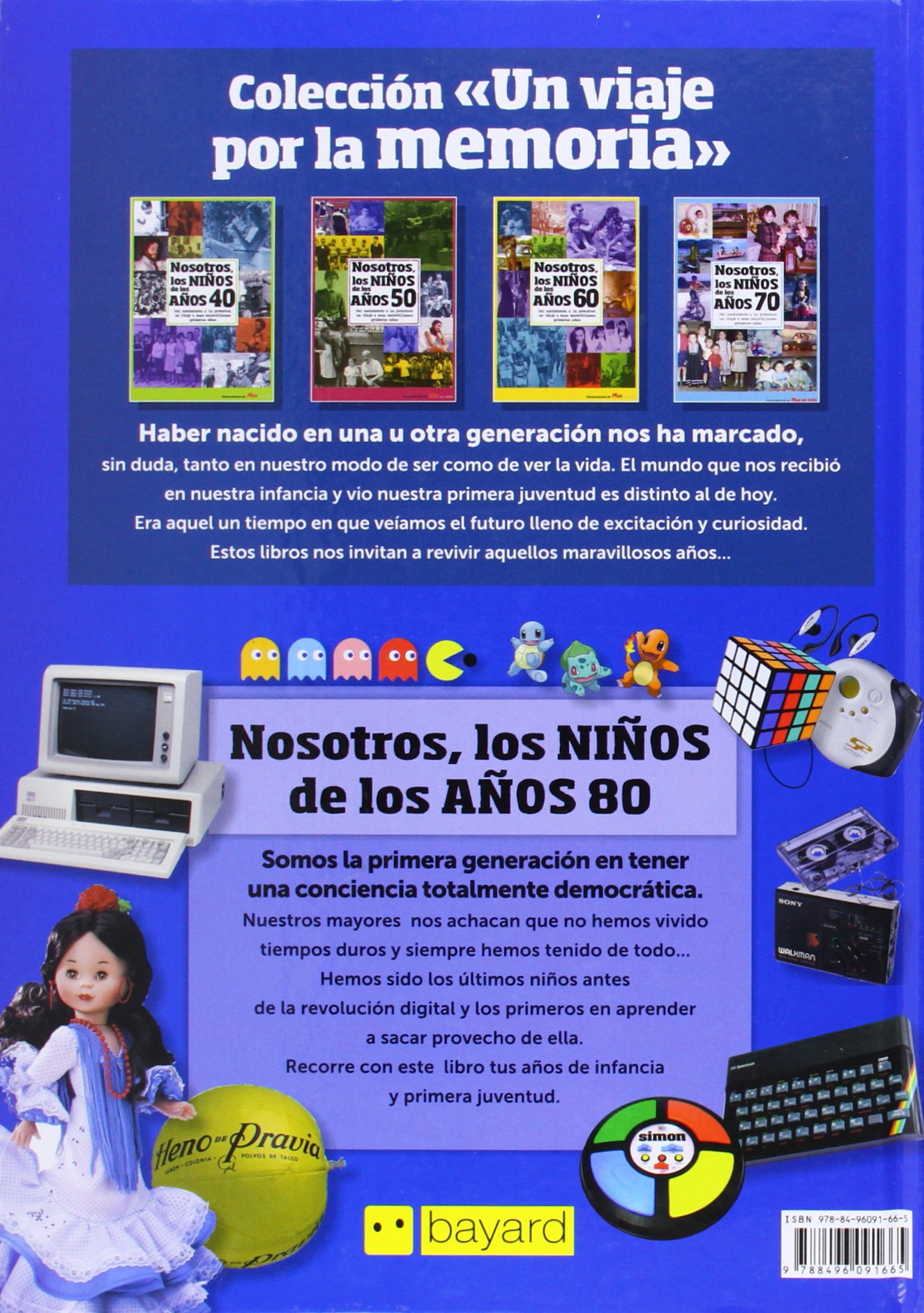 Nosotros Los Niños De Los Años 80 Nosotros Niños De Los Años: Amazon.es: Vv.Aa.: Libros