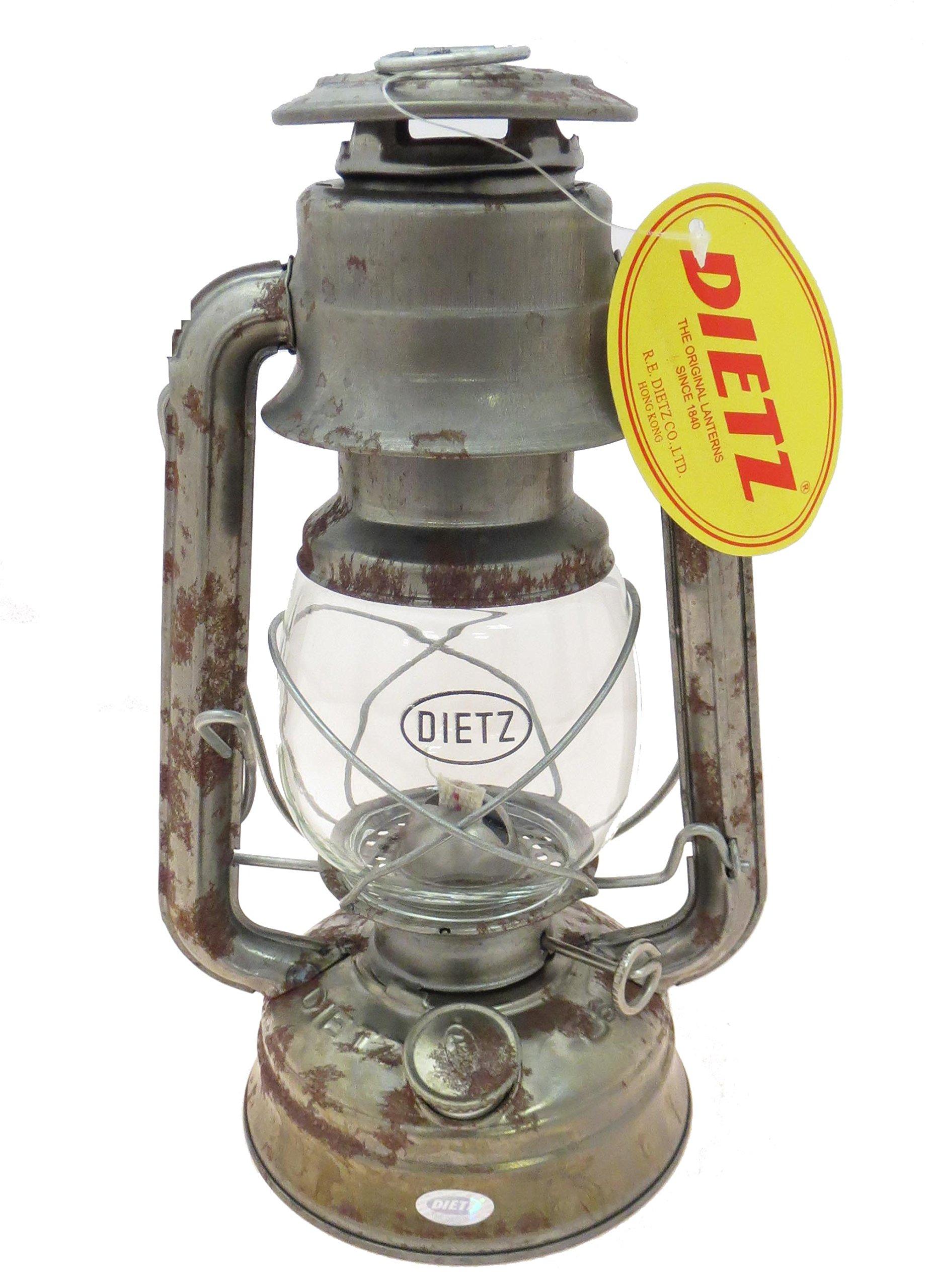 Dietz #76 Original Oil Burning Lantern (Unfinished (rusty))