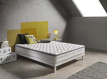 Living Sofa COLCHÓN VISCOELASTICO VISCOELASTICA VISCO Premium Top Relax 135 x 190 (Todas Las Medidas): Amazon.es: Hogar