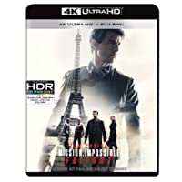 Mission: Impossible - Fallout (4KUHD + Blu-ray) [2018] [Region Free]