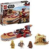 LEGO Star Wars: A New Hope Luke Skywalker's Landspeeder 75271 Building Kit, Collectible Star Wars Set
