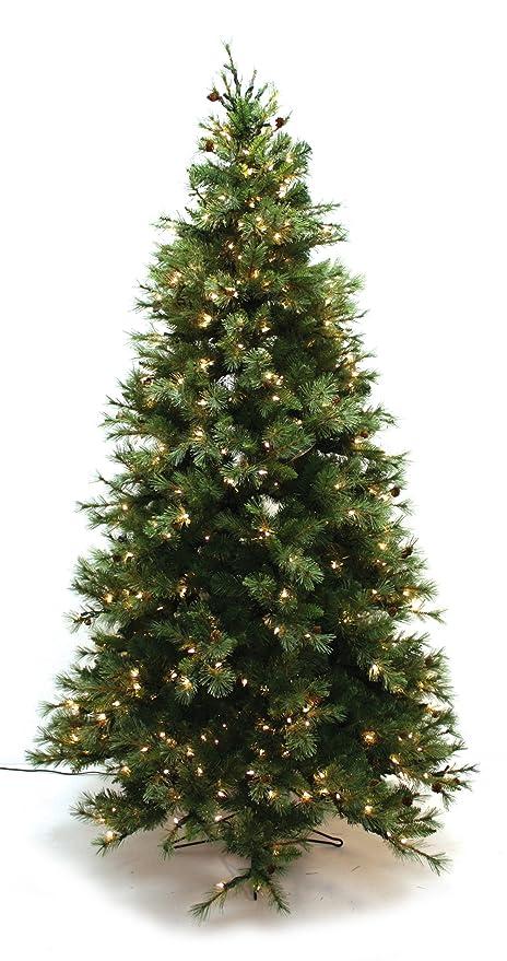 special happy corp ltd bristlecone artificial prelit christmas tree 6 12