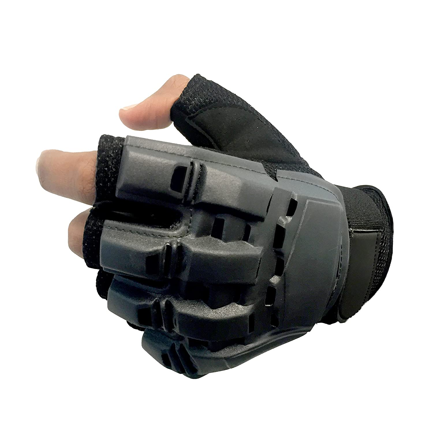 Sportly Tactical Fingerless Gloves
