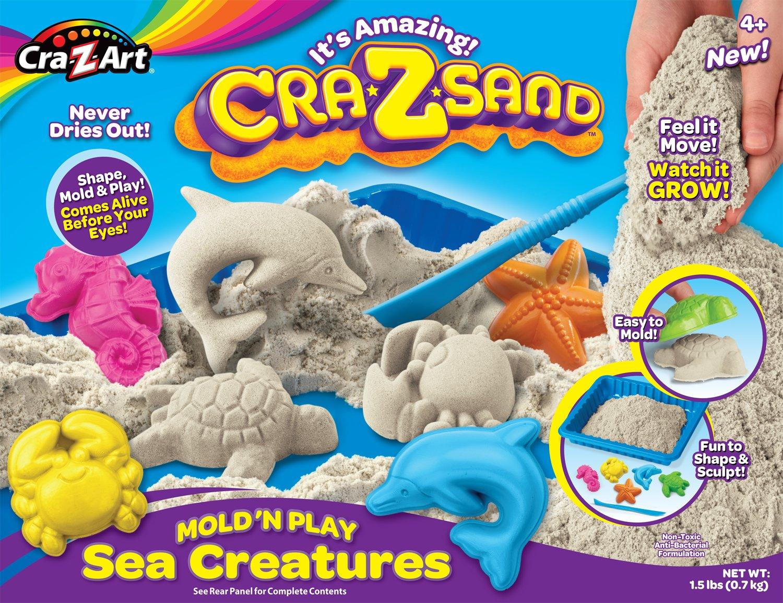 cra z art cra z sand sea adventure set color may vary amazon co