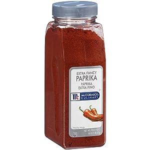 McCormick Culinary Extra Fancy Paprika, 16 oz