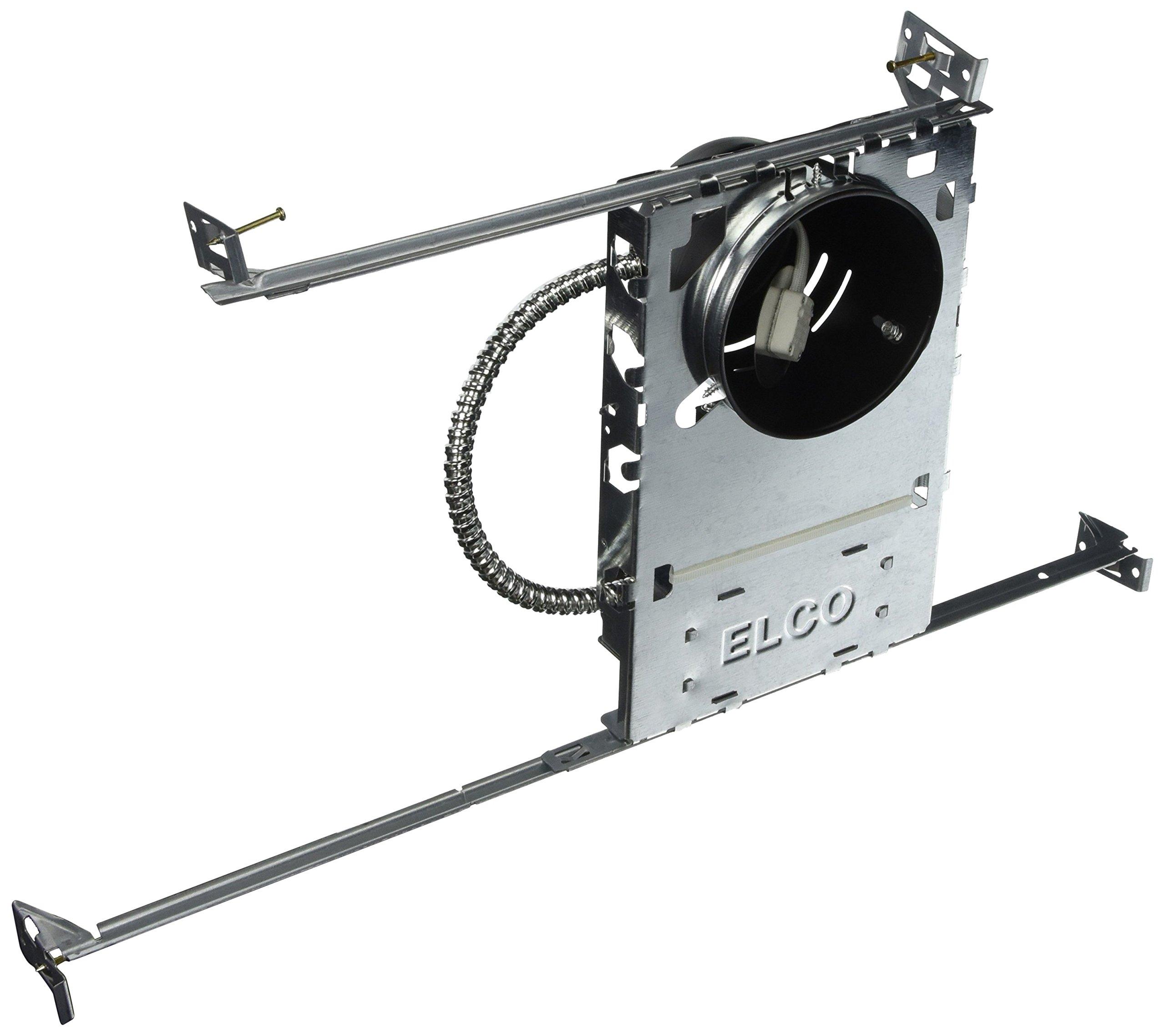 Elco Lighting EL1499S 4'' Low Voltage Shallow Housing