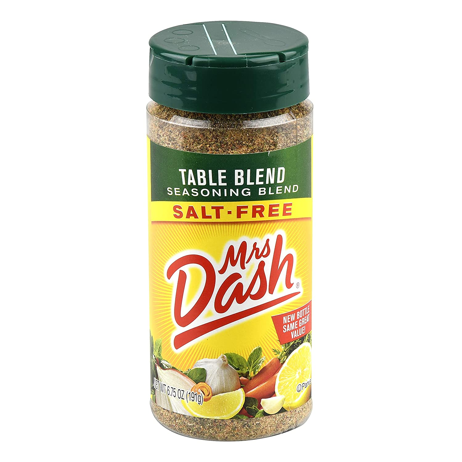 Mrs.Dash Table Blend Seasoning Blend Salt-Free (NET WT 6.75 OZ)