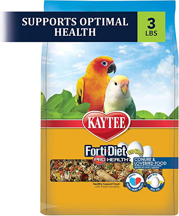 The Best Premium Cockatiel Food