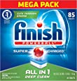 Finish All in 1 Powerball Fresh Dishwasher Detergent Tablets  (85-Count)