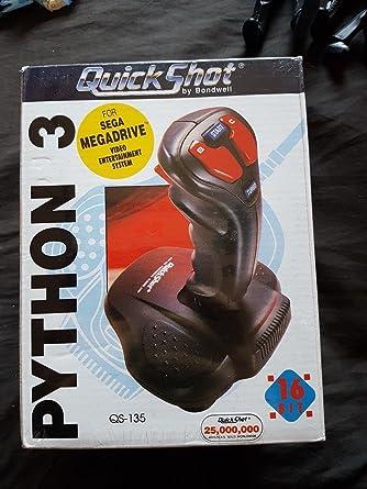 quick shot python 3 [Importación Inglesa]