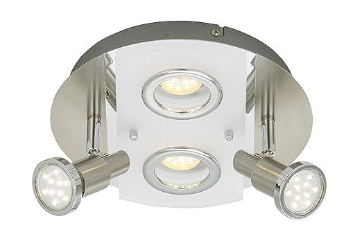 Led deckenleuchte deckenlampe deckenstrahler spots wohnzimmer