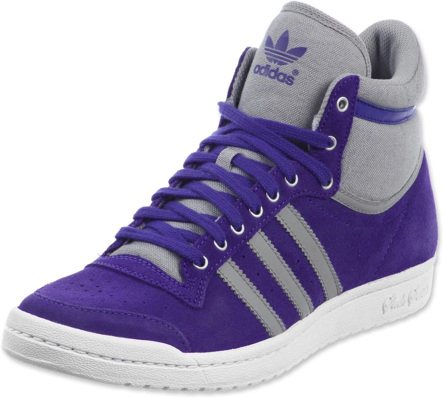 adidas Originals Top Ten Hi Sleek Purple G95447 purple Size