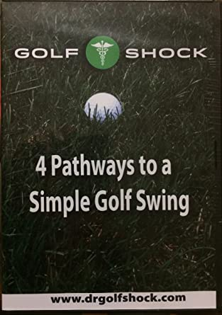 Amazon The Biomechanics Of A Simple Golf Swing Dr Golfshock