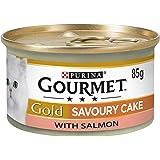 Gourmet guld virkning i sås med kyckling & lever 12 x 85 g