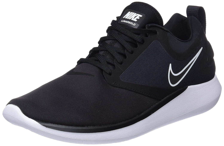 Noir Noir (noir noir Anthracite blanc 001) Nike Lunarsolo, Chaussures de FonctionneHommest Homme  vente pas cher