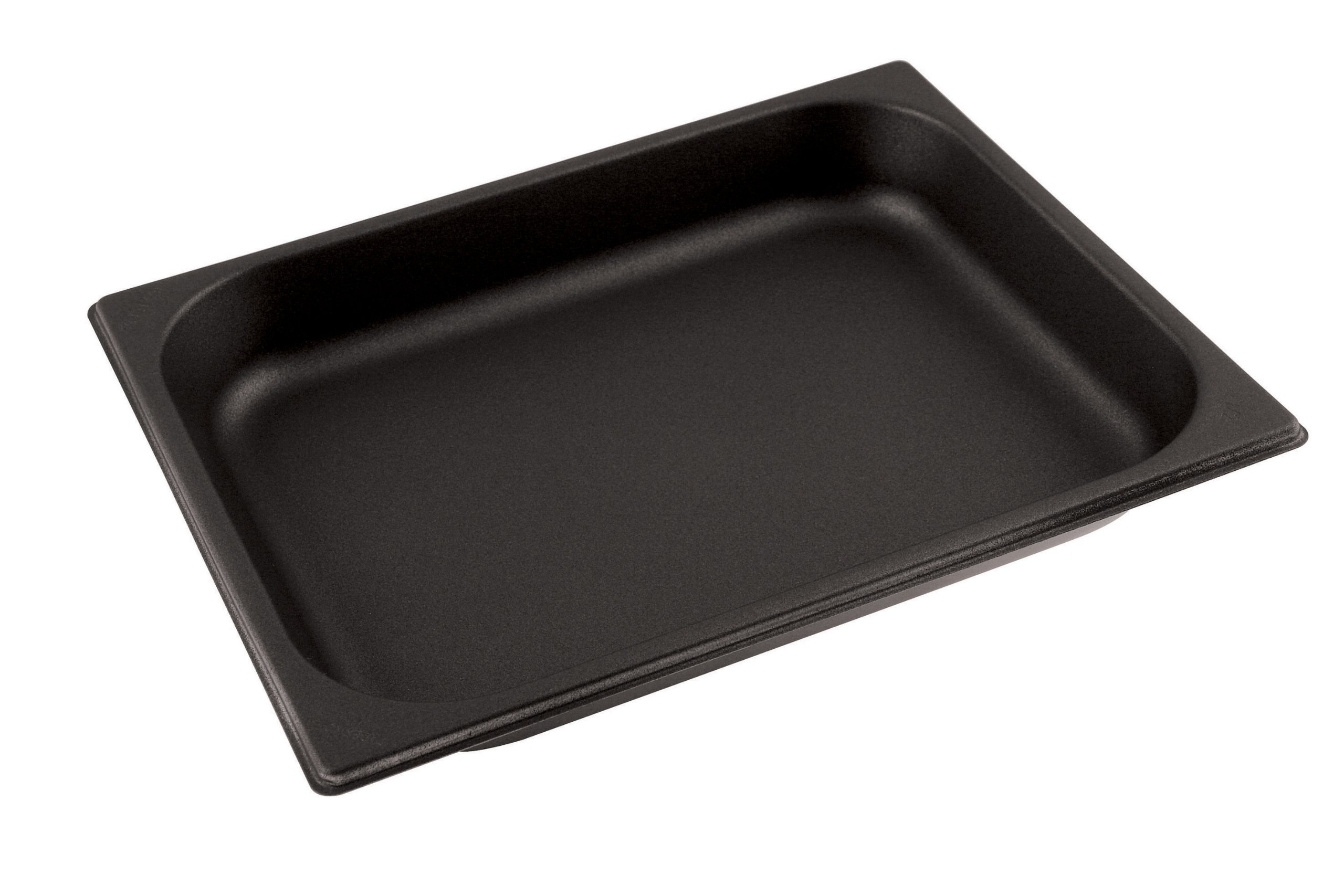 Paderno World Cuisine 12 1/2 inches by 10 1/2 inches Non-stick Pan for Hotel Pan - 1/2 (depth: 3/4 inches)