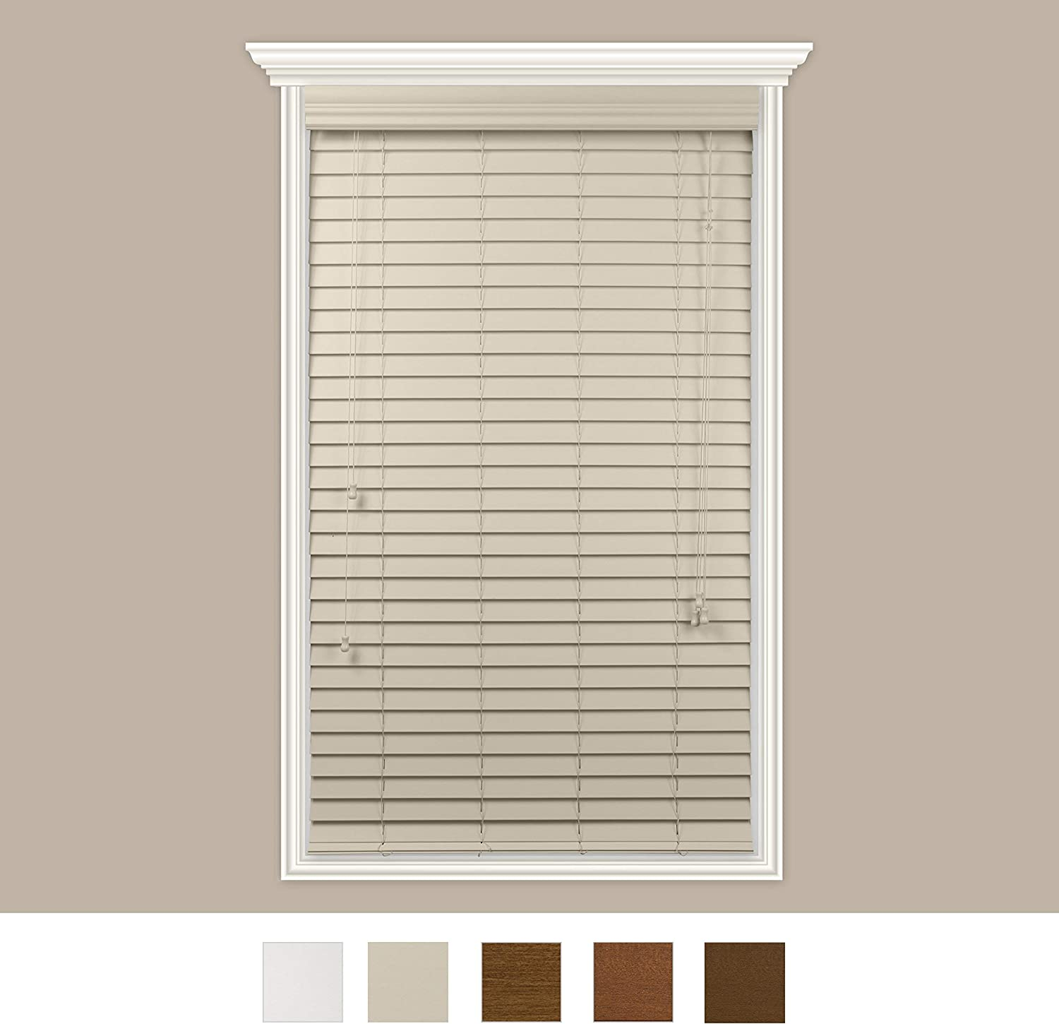 Luxr Custom Made Blinds Real Wood