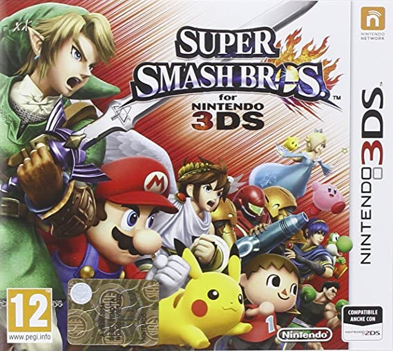 Super Smash Bros [Importación italiana]: Amazon.es: Videojuegos