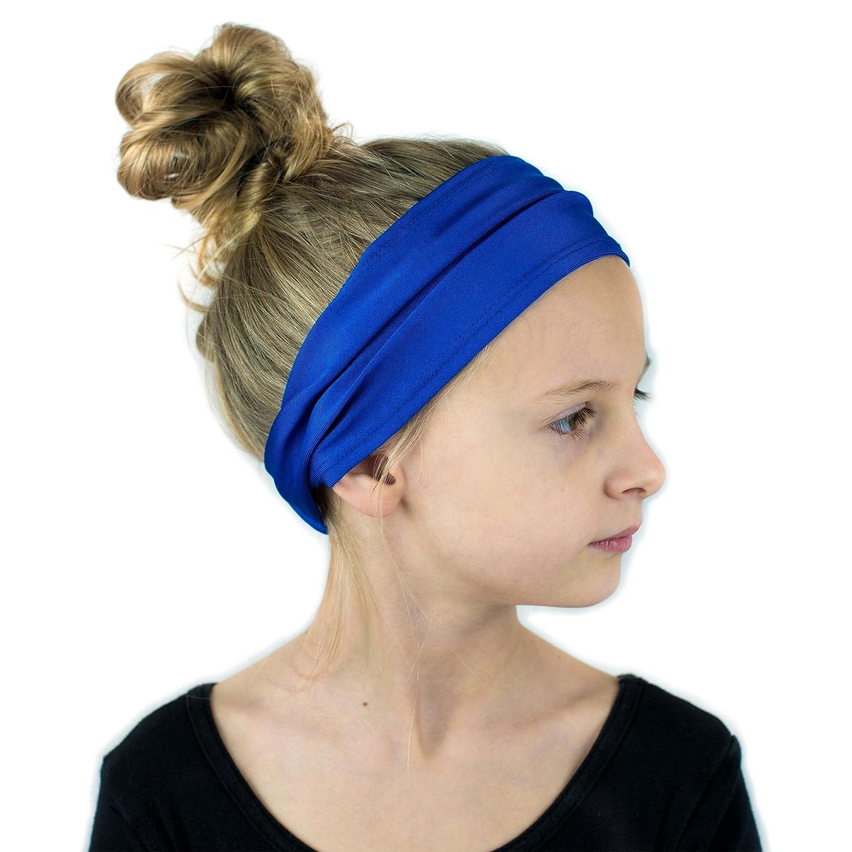 Everfan Enfants Bandeau | Sweatband Stretch Athlétique Courir Le Yoga Crossfit 120516-k