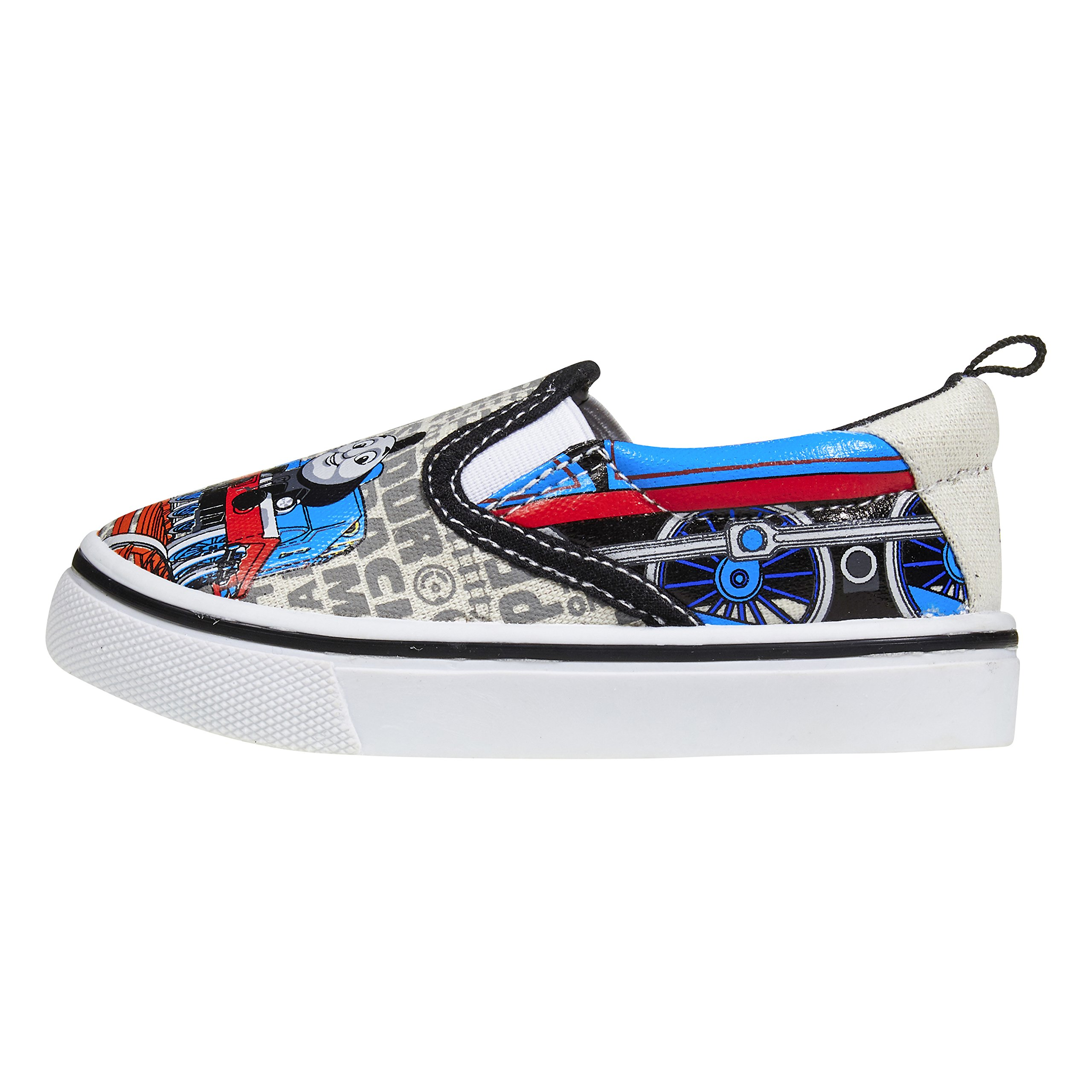 Thomas and Friends Toddler Boy Shoes; Slip-On Little Kids Character Shoes by Thomas & Friends (Image #2)