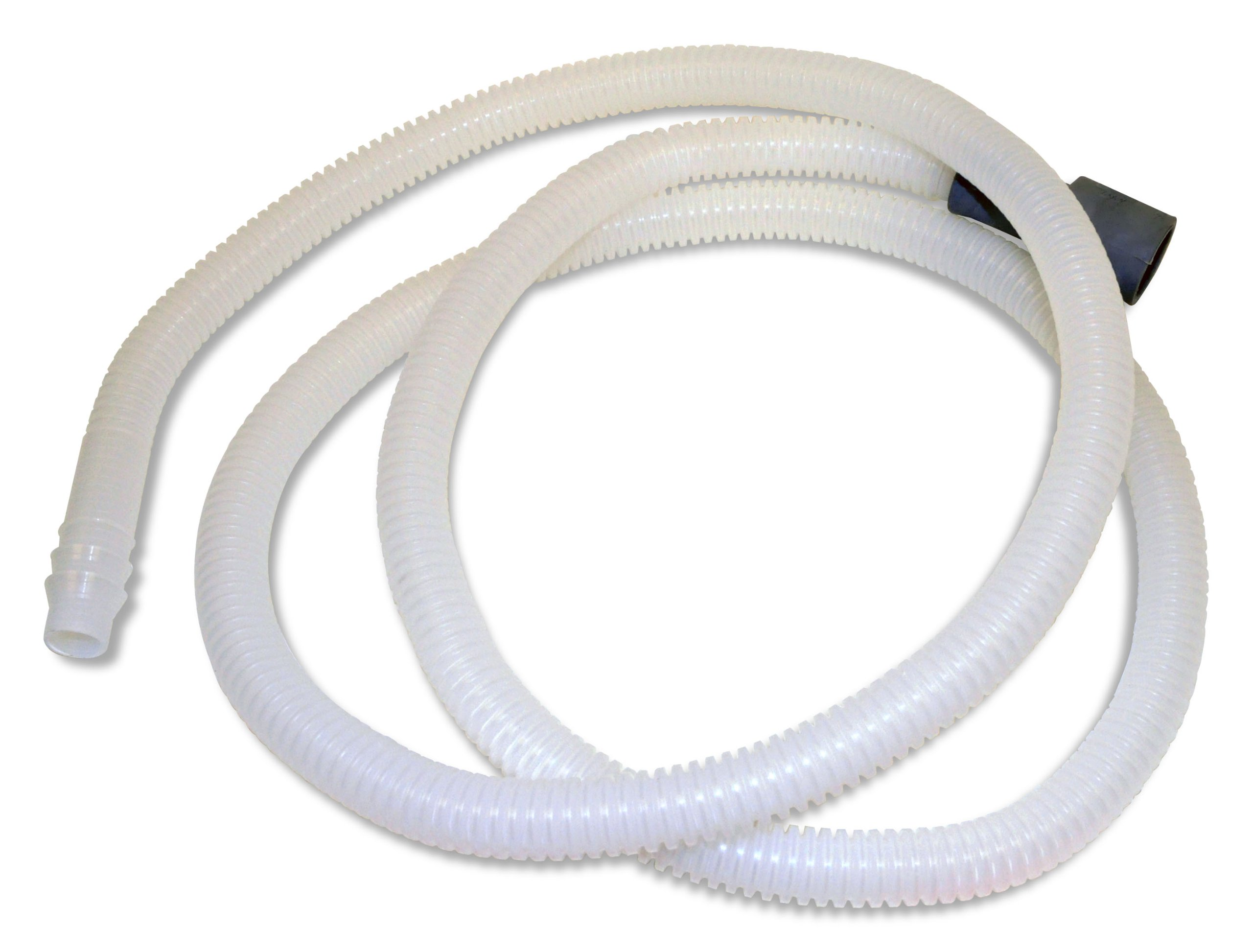 Whirlpool 8269144A Dishwasher Drain Hose Extension , White