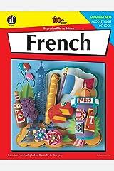 Carson Dellosa | The 100 Series: French Workbook | Grades 6-12, 128pgs Paperback