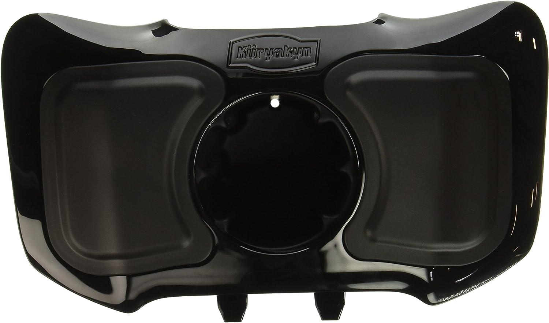 Kuryakyn 1668 Glove Box Cubby Gloss Black