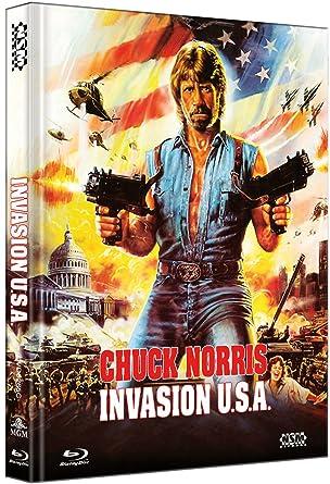 Invasion U.S.A - uncut Blu-Ray+DVD auf 444 limitiertes ...
