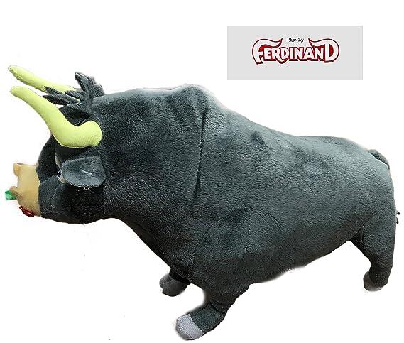 Peluche de la película Ferdinand - Ferdinand 30 cm - 760016369-2: Amazon.es: Juguetes y juegos
