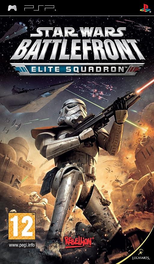 Star Wars Battlefront: Elite Squadron (PSP) [Importación Inglesa ...