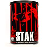 Animal Stak - Natural Hormone Booster Supplement with Tribulus and GH Support Complex - Natural Testosterone Booster for Body