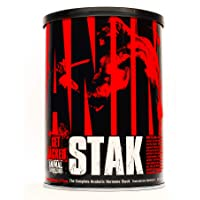 Animal Stak - Natural Hormone Booster Supplement with Tribulus and GH Support Complex...