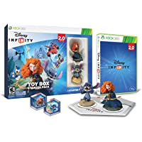 Disney Infinity - Toy Box Starter Pack: Stitch & Merida - Xbox 360 - Standard Edition