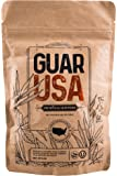 Guar Gum Powder 100% USA made!!! Food grade,100% Natural, Gluten Free & Vegan. Made from USA grown Guar Beans, Kosher & Halal certified. Perfect for baking, cooking & Ice cream making (8 OZ)
