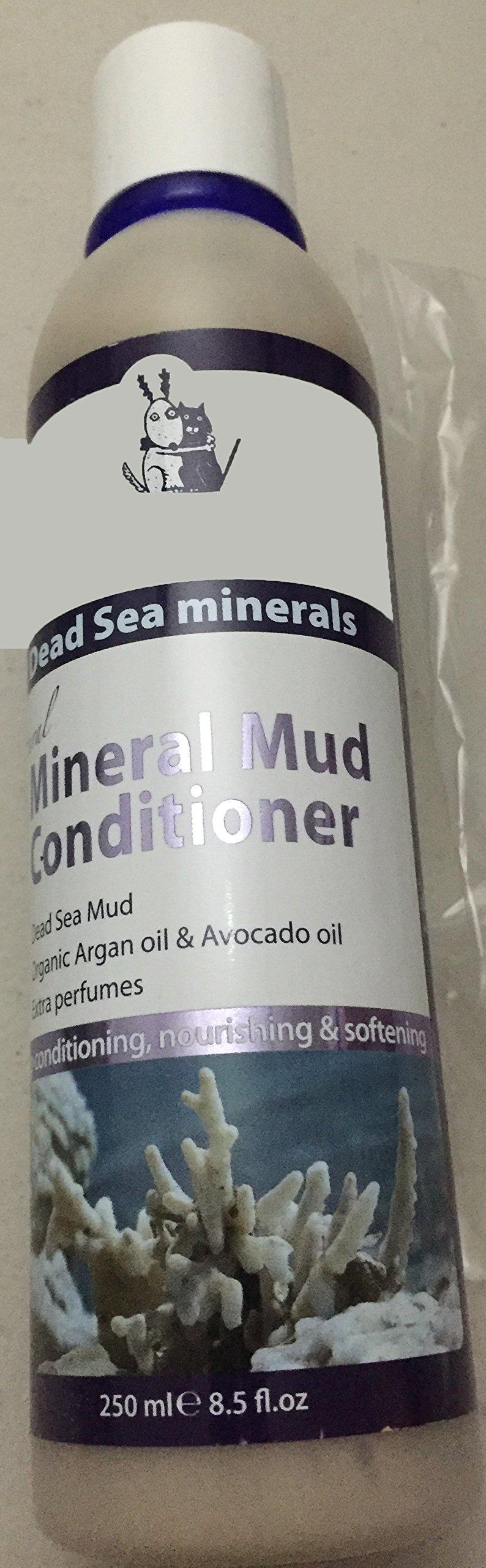 Pet Dead Sea Mineral MUD Conditioner-Deep Conditioning Nourishing & Softening