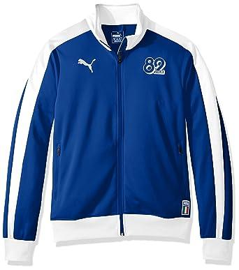 Puma - PUMA - Veste de survêtement Forever Football T7 pour homme  Amazon.fr   Vêtements et accessoires 0bf6395ccb8