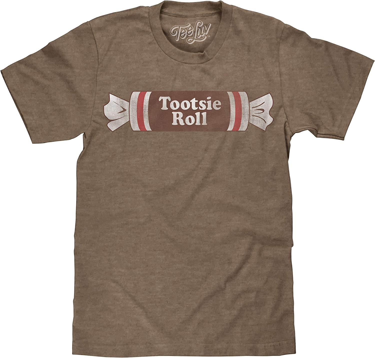 Tootsie Roll Graphic Candy Retro Logo Gift Infant Toddler T Shirt