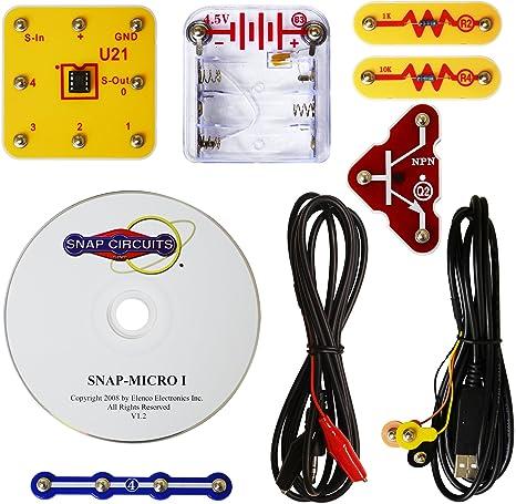 amazon com snap circuits upgrade kit sc 300 to scm 400 toys games rh amazon com