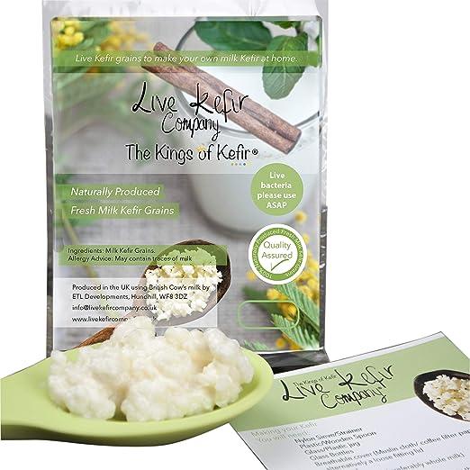 kefir grains where to buy uk
