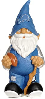 Forever Collectibles NFL Detroit Lions Garden GNOME