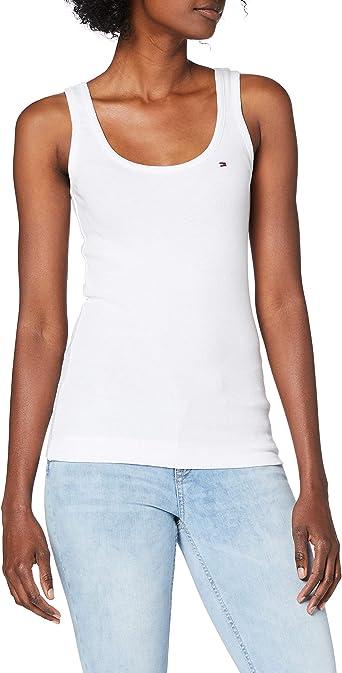 Tommy Hilfiger Beryl Tank Top Camisa para Mujer