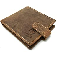 Designer Leather Wallet Credit Carder Holder Bifold Purse With Gift Box