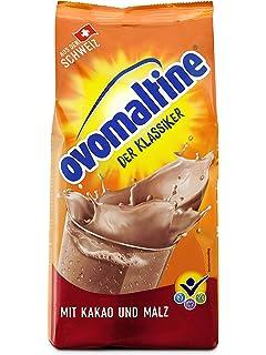 Recambio de Ovomaltine para bebidas en polvo 500 g, paquete de 2 (2 x